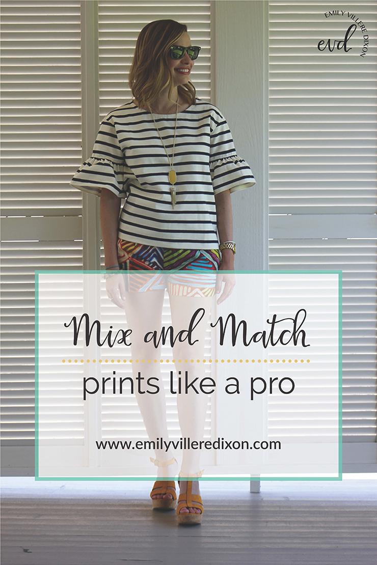 Mix and Match Prints Like a Pro