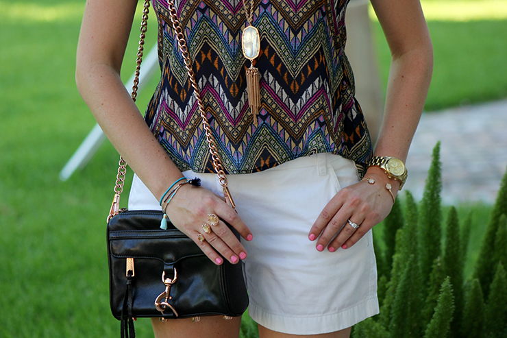 Peep Toe Booties with Shorts