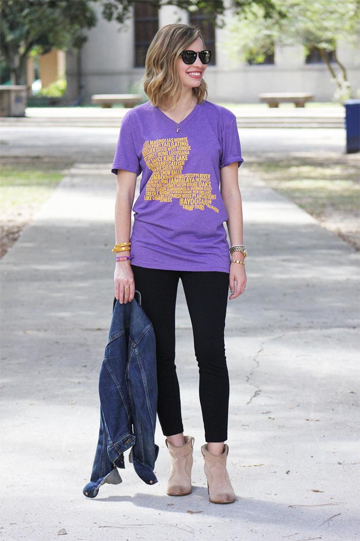 Southern Football T-Shirts