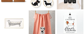 Gift Guide: Puppy Lovers