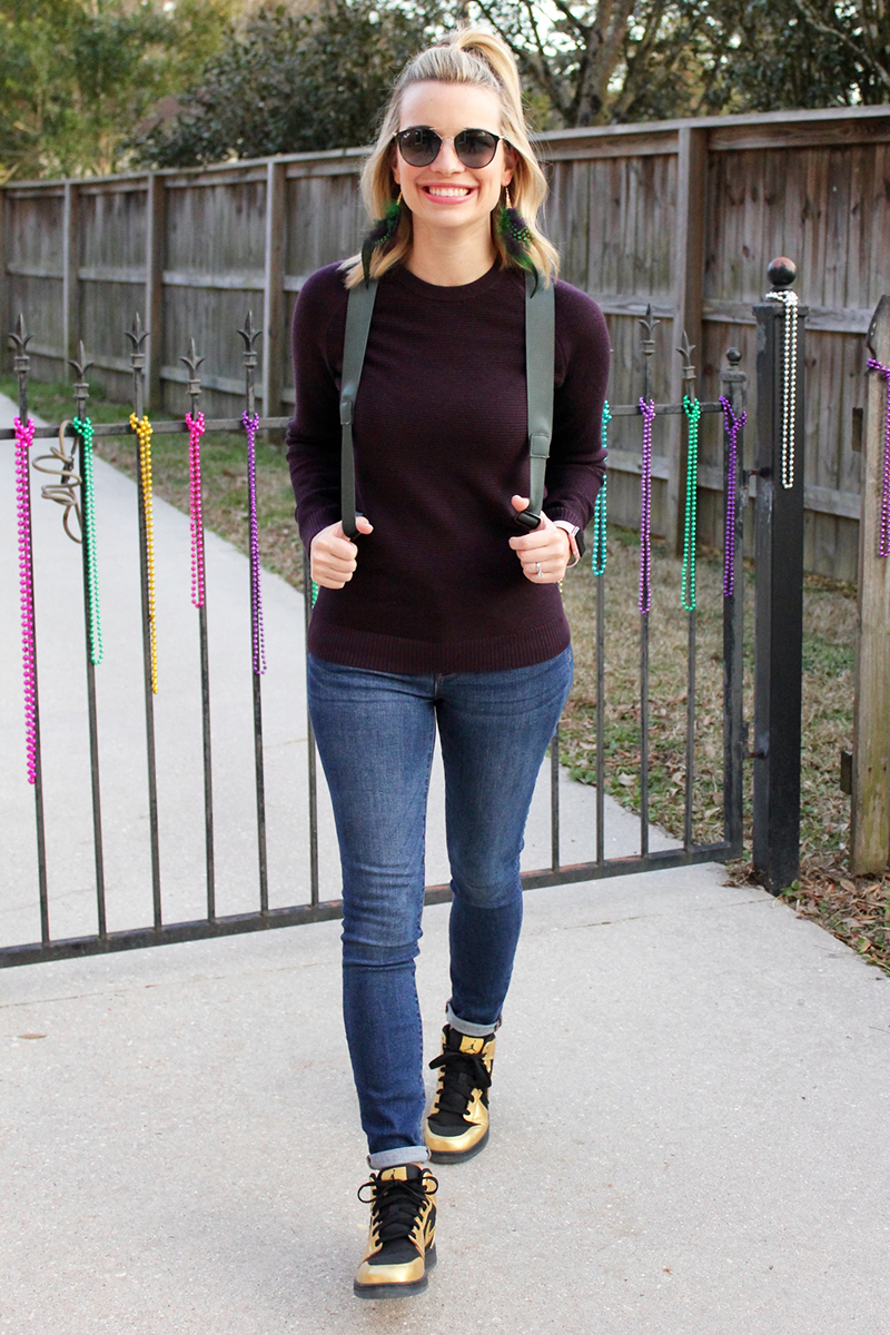 Mardi Gras Essentials featured by top Louisiana life and style blogger, Emily Villere Dixon