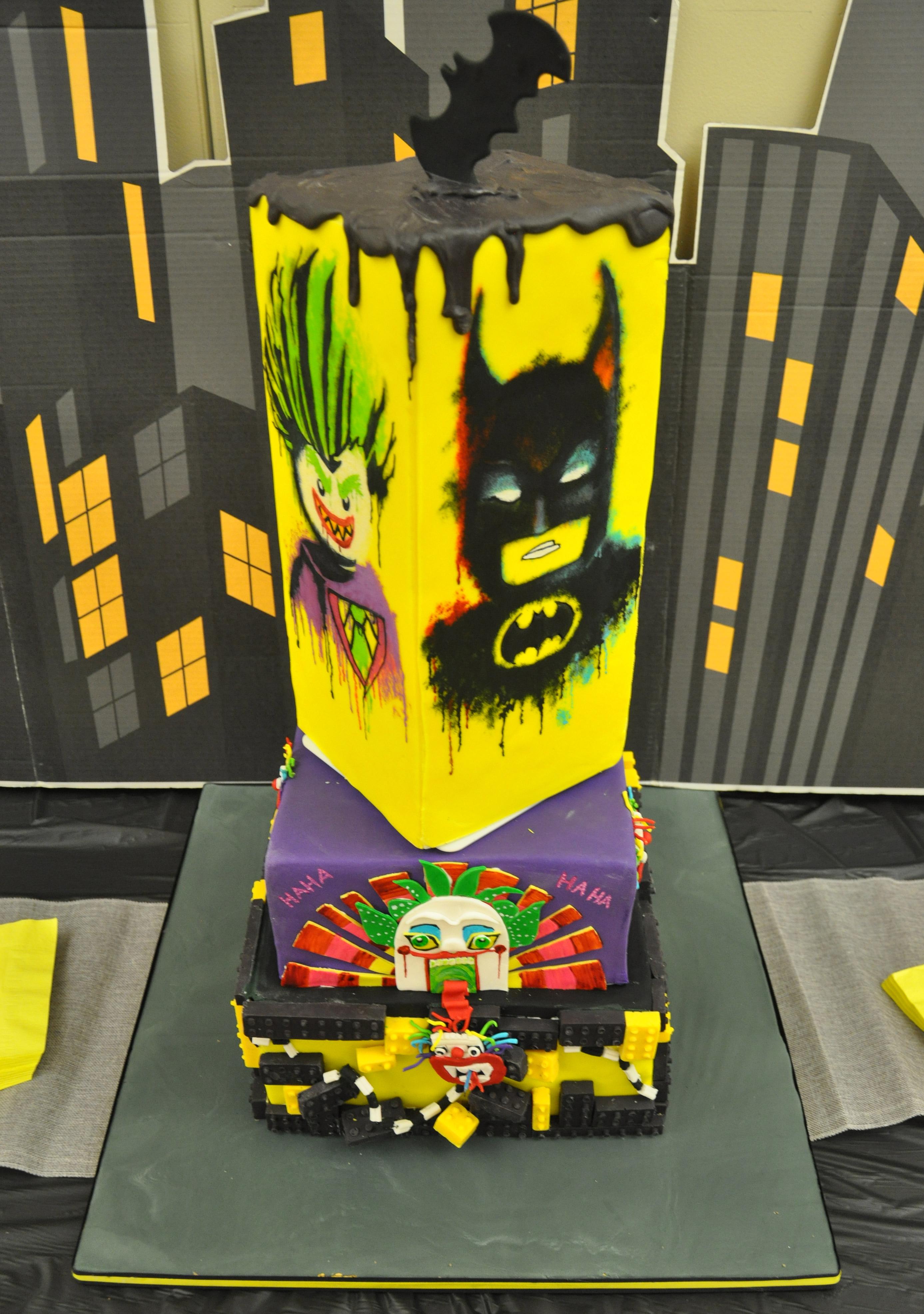 William S Lego Batman 10th