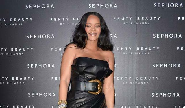 Rihanna's one of Britain's richest musicians – Entertainment – Celebrity Gossip
