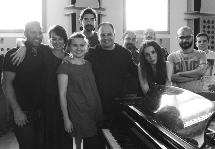 2013-Recording at MIAM