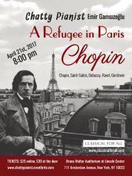 2017-04-A refugee in Paris; Chopin