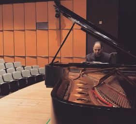 2018-06-08-Lincoln Center-Occident express-rehearsal