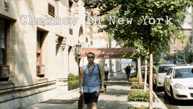 Chekhov in New York-Astrov-1-Ege Maltepe