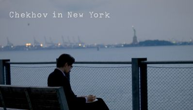 Chekhov in New York-Filming Yelena-2-Cihangir Duman aas Chekhov