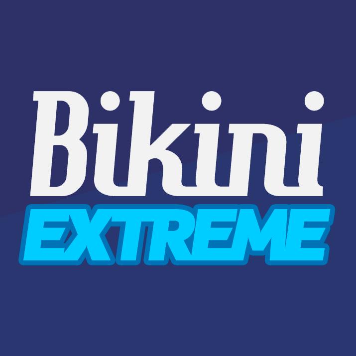 Logotipo de Bikini Extreme, Dance duro