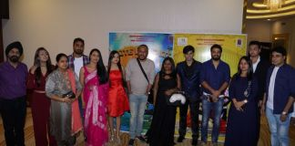 Music composer Tochi Raina launches music of Note Pe Chot @ 8/11