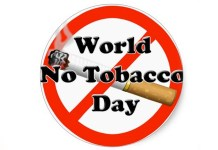 say no to tobacco