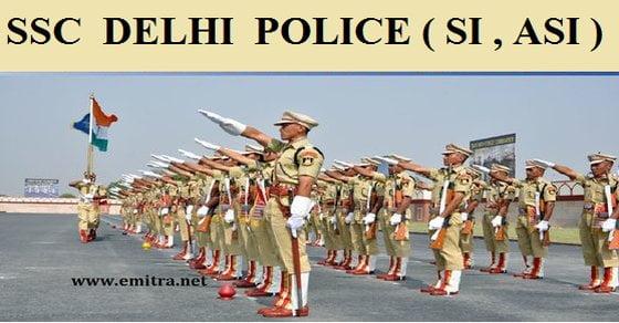 SSC Delhi Police