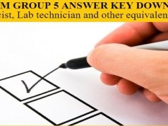 test answer key