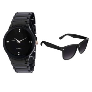 BLUTECH black watch and sunglass combo (SPECIAL SUMMER OFFER)