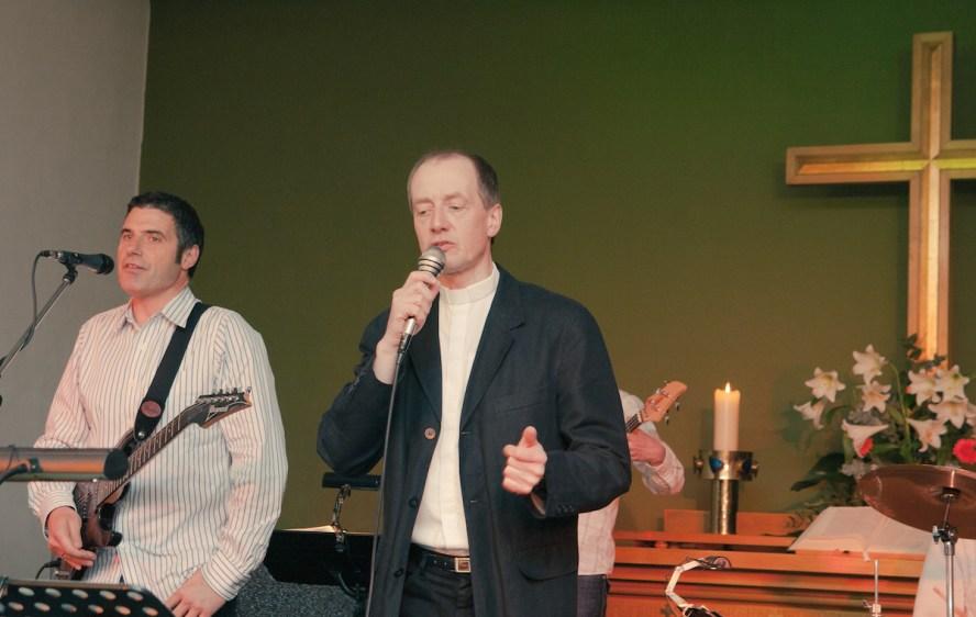 Matthias Zehrer & die Band Begegnung