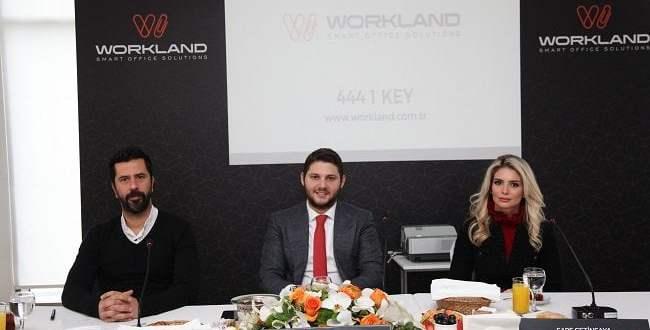 WorkLand ile Eclipse Maslak'ta bin 995 liraya ofis!