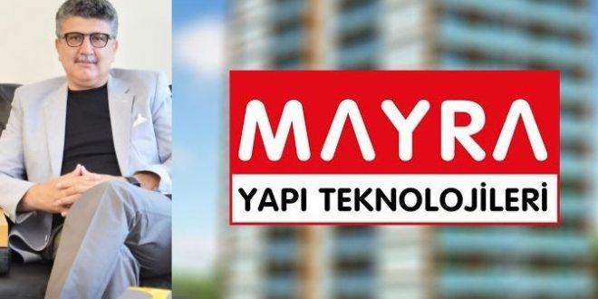 Mayra Yapı'dan 2017'de 3 proje!