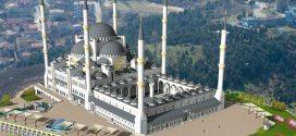 Çamlıca Camii inşaatının son durumu!