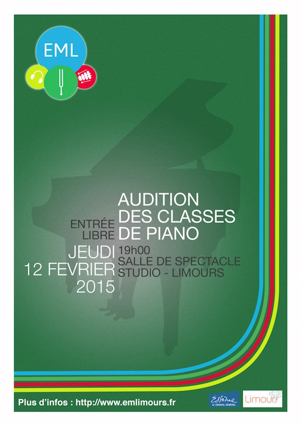 Audition Des Classes De Piano