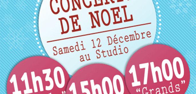 3 Concerts De Noël