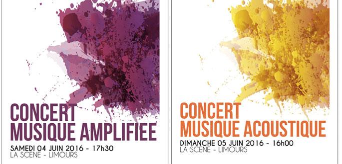 Concerts De Fin D'année à La Scène De Limours