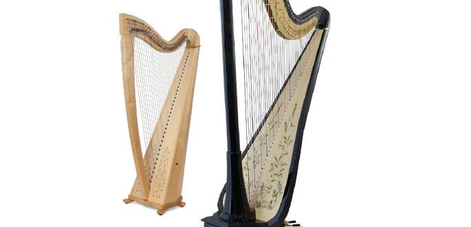 Stage De Harpe – Initiation Pour Tous