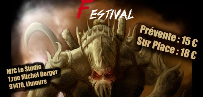 ASYLUM METAL FEST'
