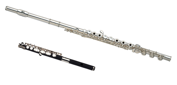 Une Stage Flute