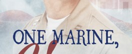 .@BookBub's LGBT Feature 99c: One Marine, Hero