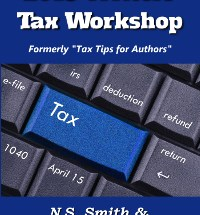 2015 Authors' Tax Workshop in a Book