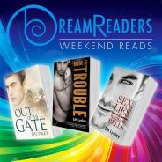 99c Weekend Reads featuring 3 of my novels @dreamspinners  #mmromance
