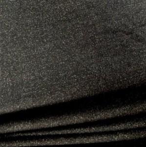 Black Shimmer Mesh