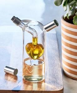 Lovely Oil & Vinegar Bottle