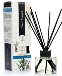 Patyczki zapachowe – Iris – Irys – Mikado Black Edition