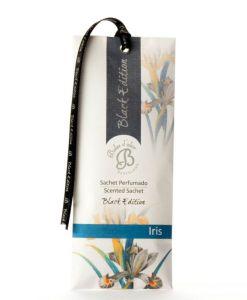 Saszetka zapachowa do szafy – Iris – Irys – Black Edition