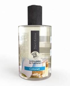 Perfumy do wnętrz – Bawełna– Spray Black Edition