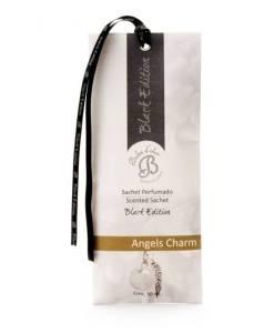 Saszetka zapachowa do szafy – Angels Charm – Urok aniołów – Black Edition