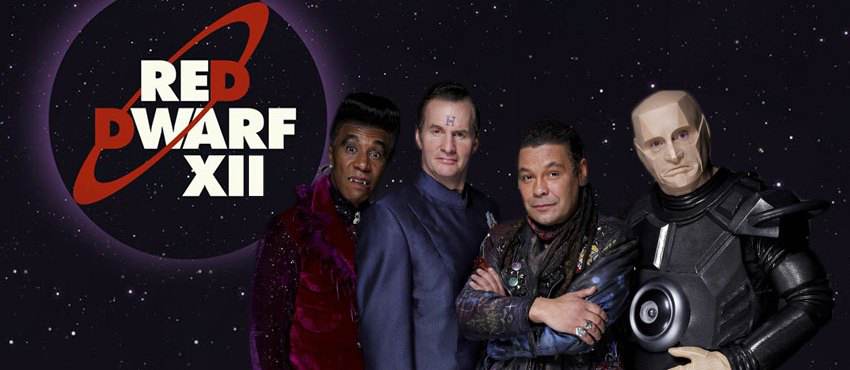 Red Dwarf XII – (Work Experience)
