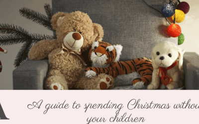 A guide to spending Christmas without your children