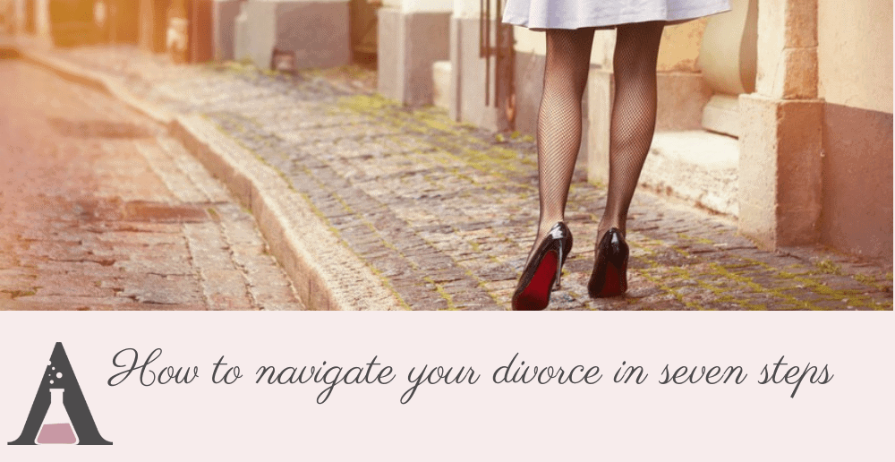 How to Navigate Your Divorce in Seven Steps
