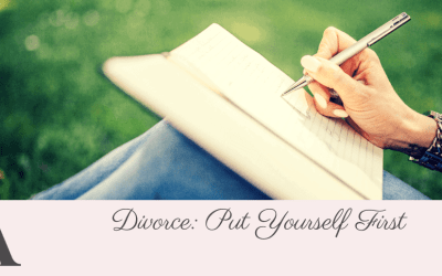 Divorce: Put Yourself First