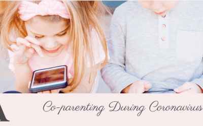 Co-parenting during Coronavirus