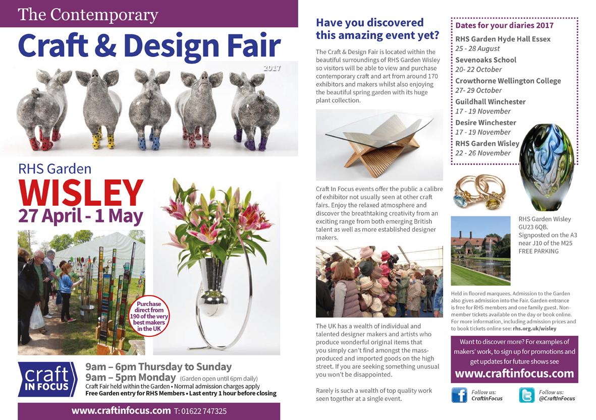 Wisley Craft Fair