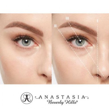 Anastasia brow school