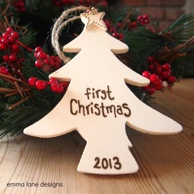 Personalised Christmas Tree