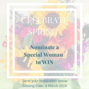 Celebrate Women in Spring