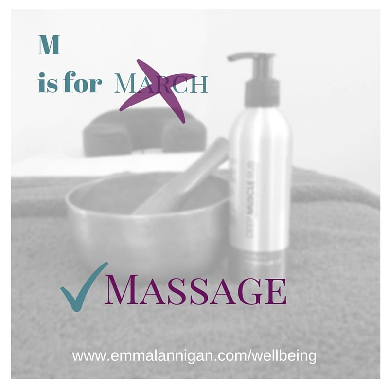Full body massage offer in March, belifehappy wellbeing, March Deeping
