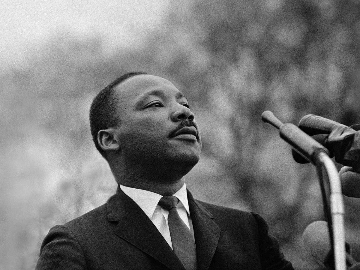 Jan 15th: Martin Luther King Jr Day