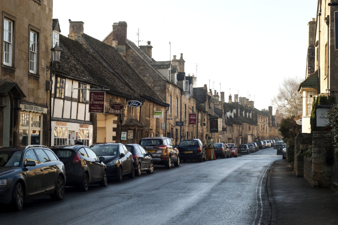 Cotswolds Romantic Driving Tour, Chipping Campden