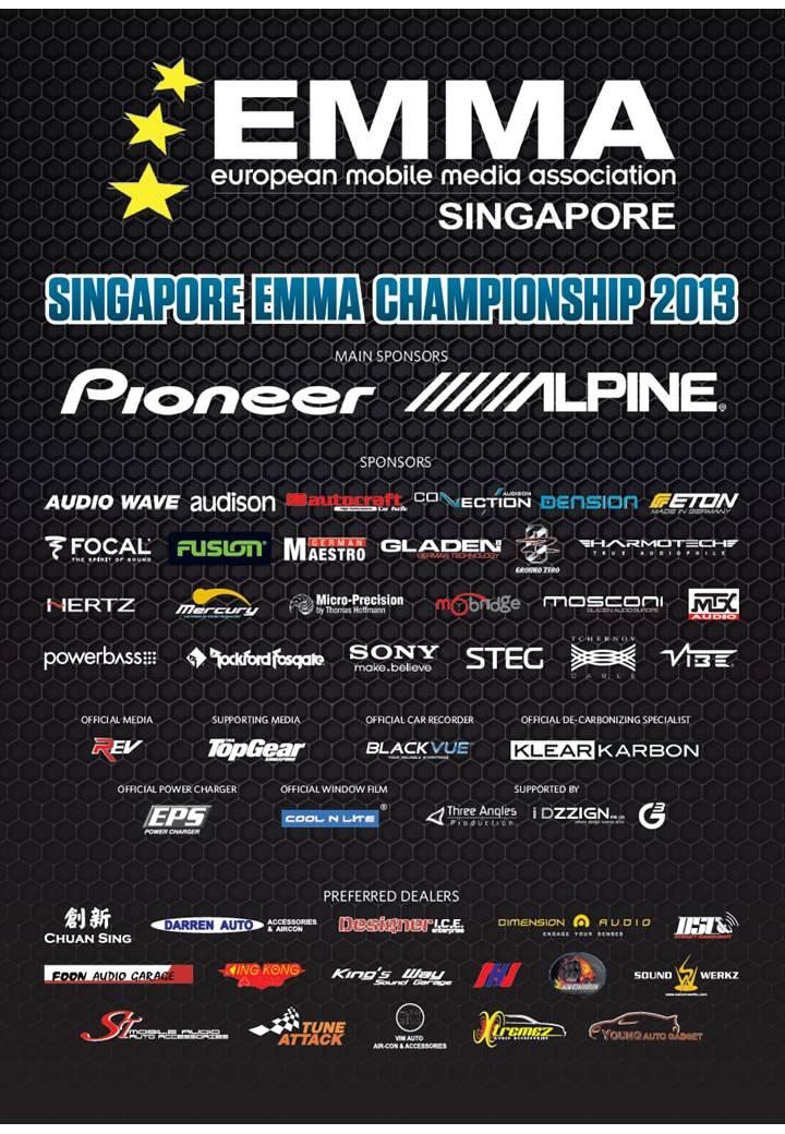 Singapore Emma Judges Competitors Training 2013 Emma Global
